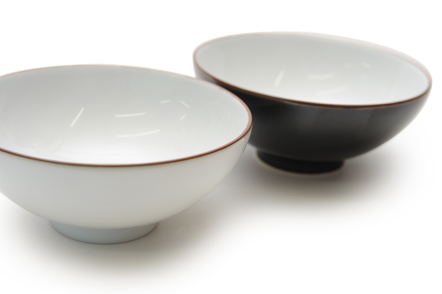 白山陶器 「ベーシック」 3.5寸 飯碗