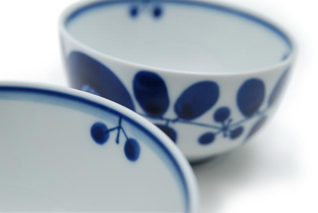 白山陶器 ブルーム デザートカップ