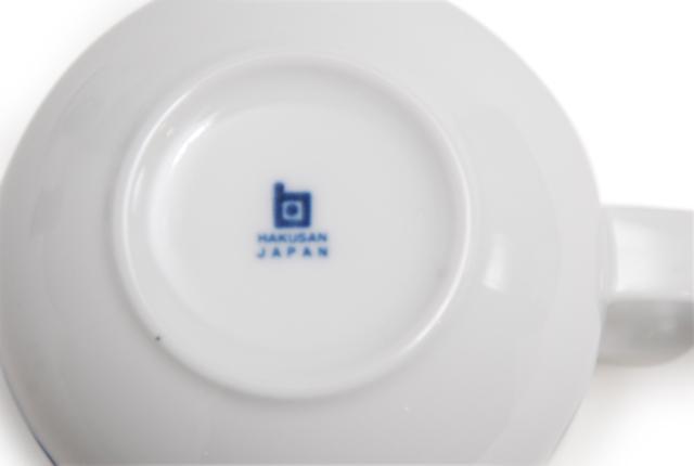白山陶器 BLOOM(ブルーム) マグ