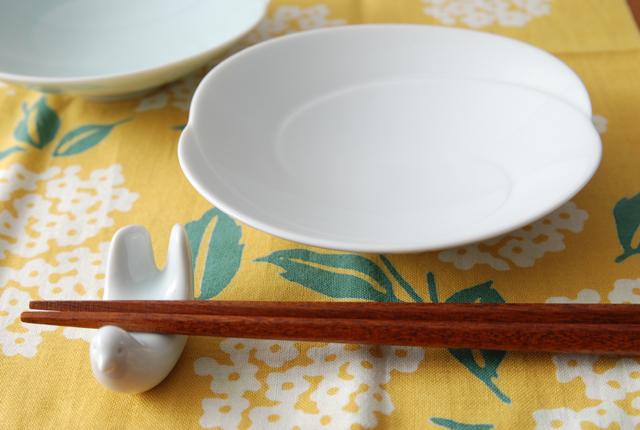 白山陶器 ともえ 浅鉢(小)