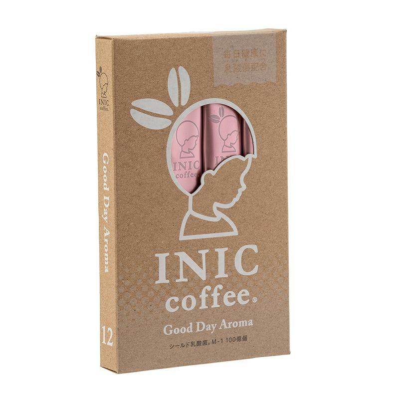 INIC coffee インスタントコーヒー グッデイアロマ