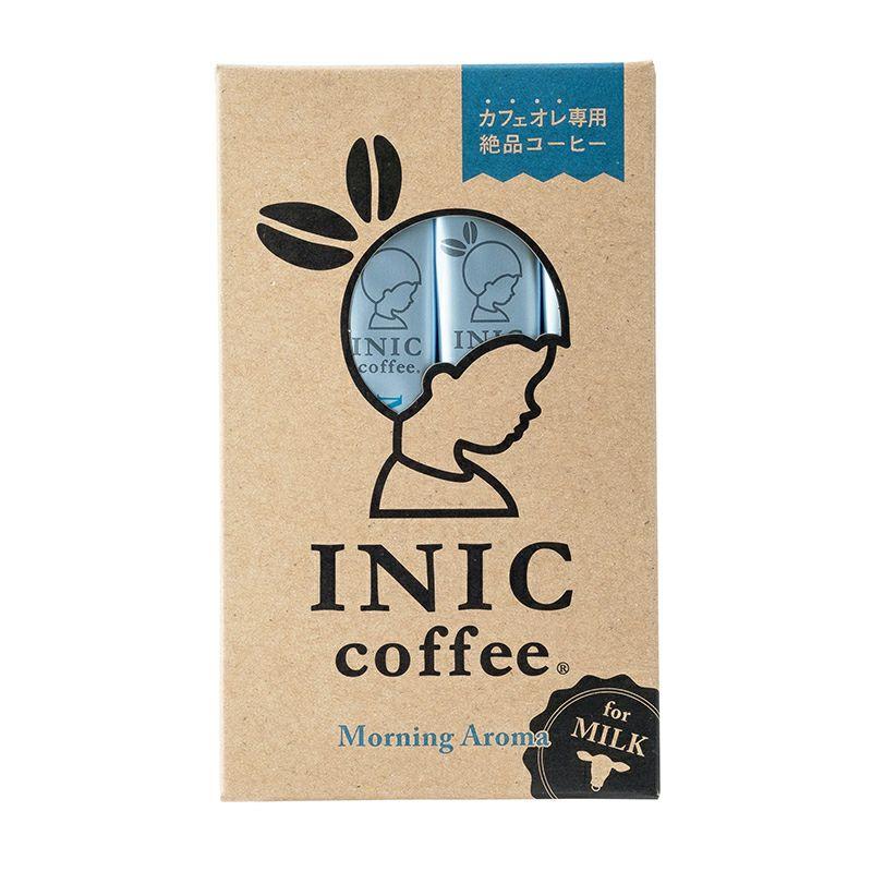 INIC coffee インスタントコーヒー モーニングアロマ