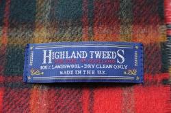 highlandtweeds ハイランドツイード