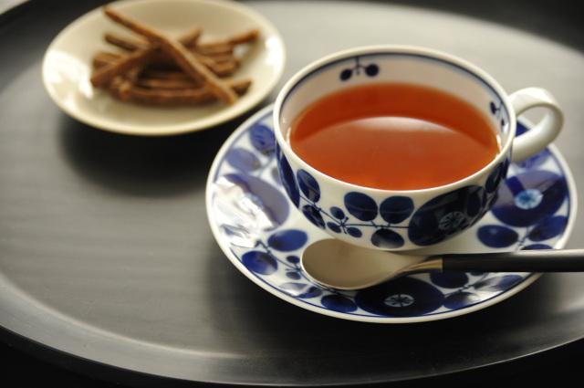 屋久島八万寿茶園 紅茶