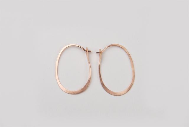 oval hoops
