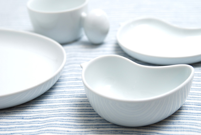 白山陶器 PiPi(ピピ) デザートボウル