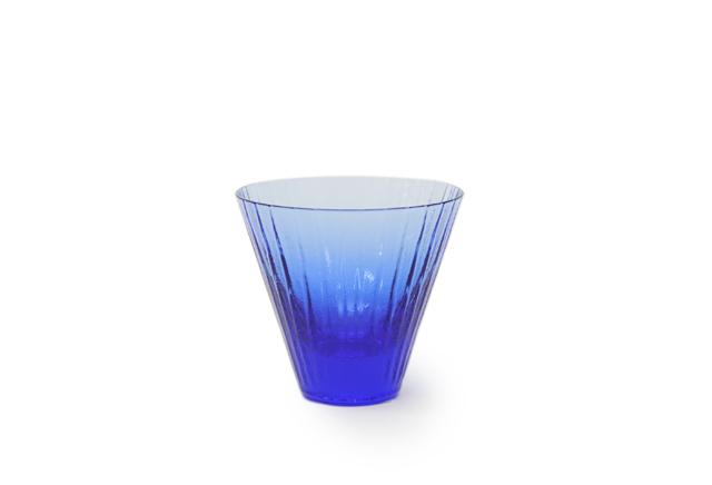 Sugahara Glass(スガハラガラス)「kiira」 キーラ BLUE