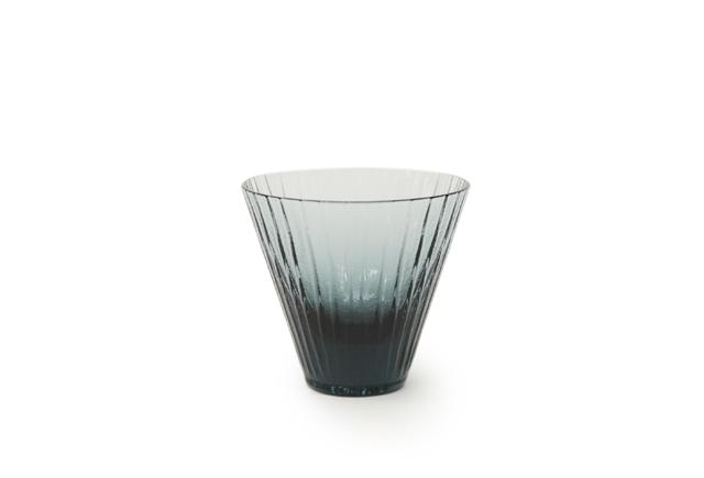 Sugahara Glass(スガハラガラス)「kiira」 キーラ  INDIGO