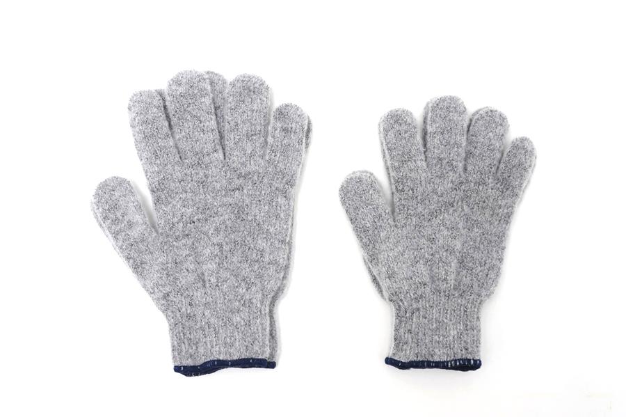 TEMBEA gunte テンベア ウール軍手 手袋